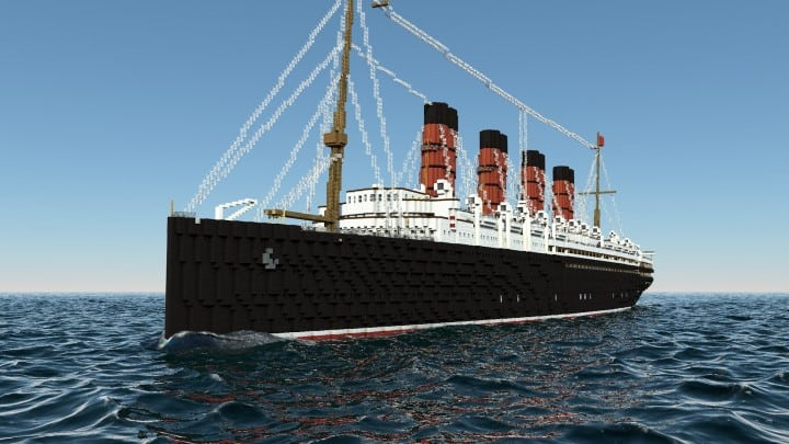 Photo of RMS Mauretania (2017)