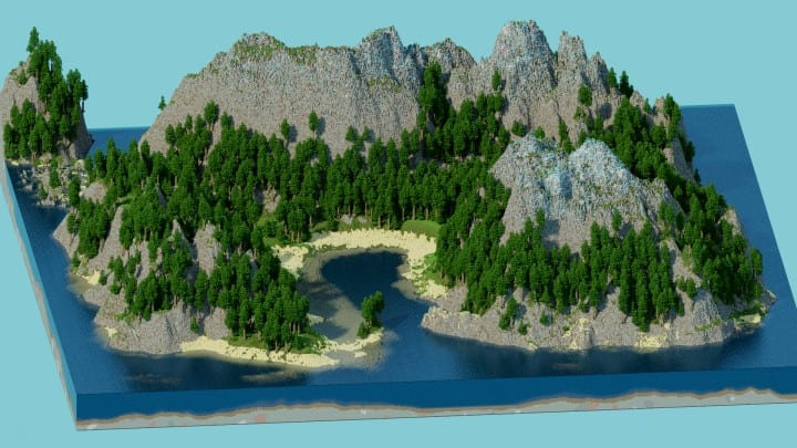 Photo of Small Island Oasis