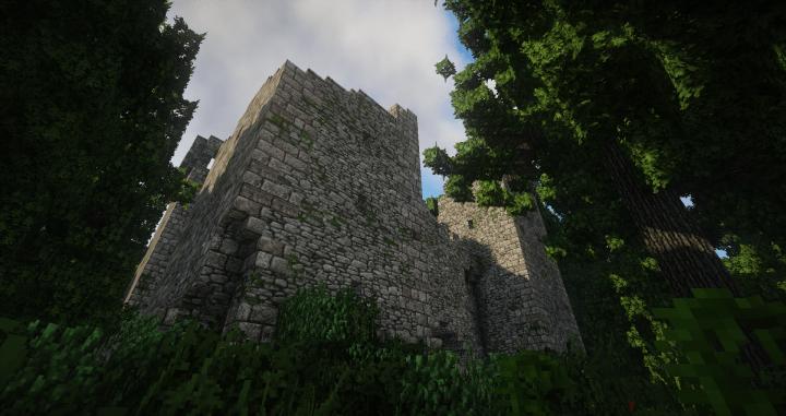 Smitlo Medieval Village Minecraft Building Inc