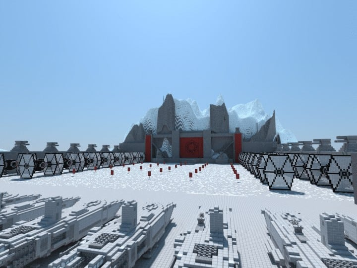 Download Starkiller Base | Star Wars