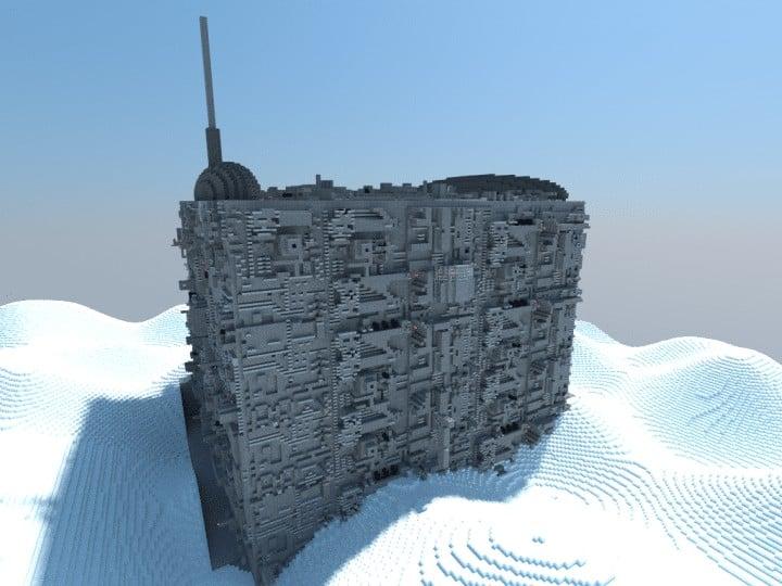 Starkiller Base | Star Wars – Minecraft Building Inc