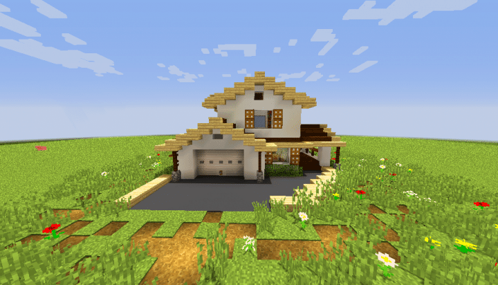 Suburban House Ii Minecraft Building Inc