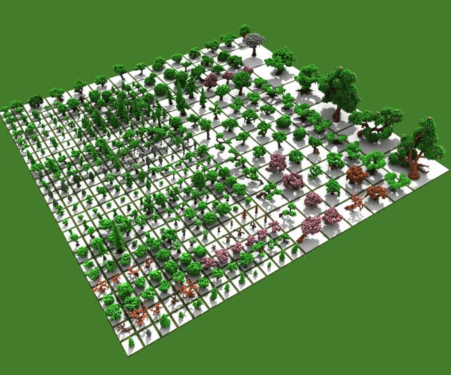 Photo of Tree Bundle | 370 Custom Trees