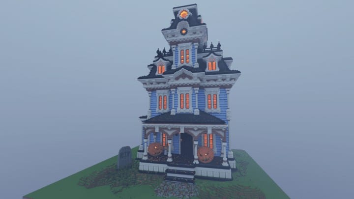 trick-or-treat-minecraft-haunted-house-halloween-build-2