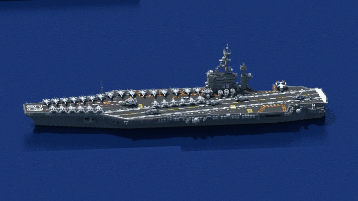 Photo of USS Dwight D. Eisenhower CVN-69 | 1:1 Scale
