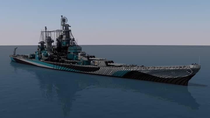 Photo of USS Missouri | 4:1 Scale