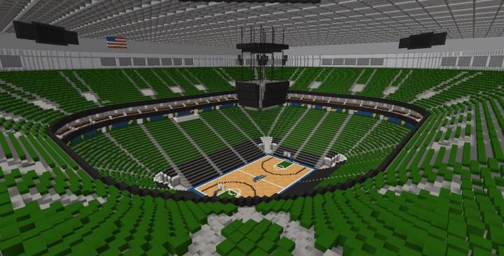 Vivintsmarthome Arena Utah Jazz Minecraft Building Inc