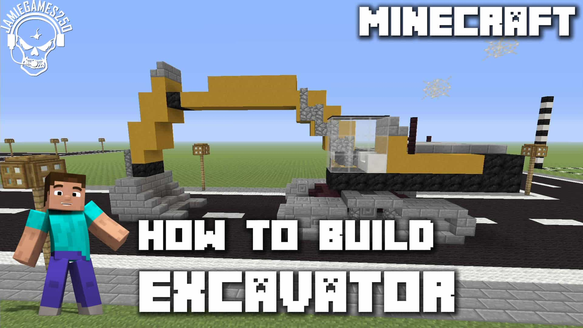 Photo of How to build an Excavator