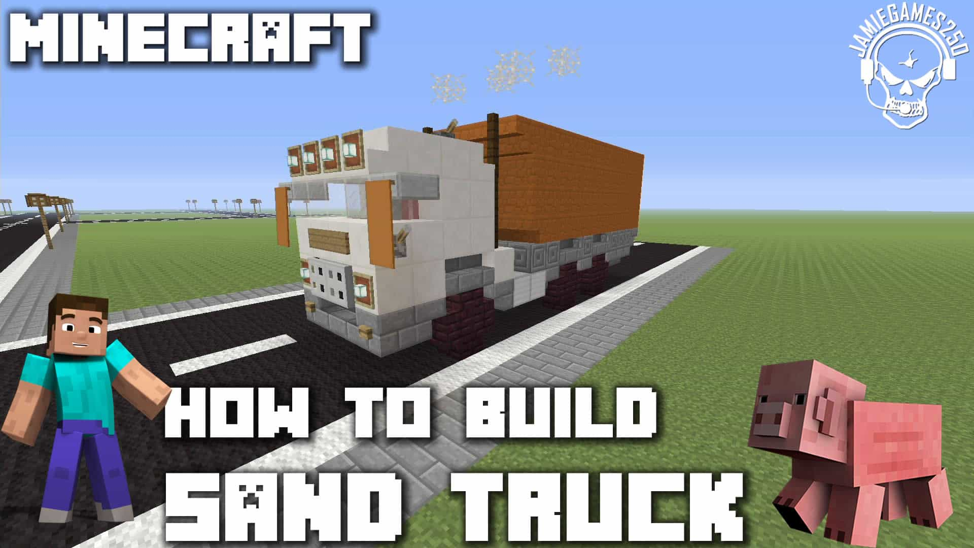 Photo of How to build a Sand Truck | Xbox One